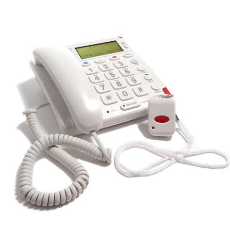 emergency alert phone 911 pendant big buttons new