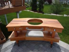 potting shed ideas big green egg table plans