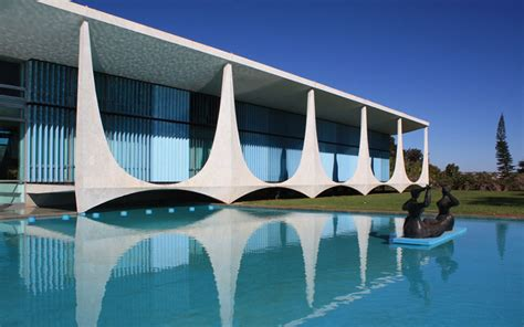 Dream Home Interior by Architecture Oscar Niemeyer