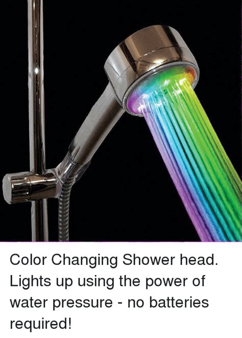 How To Turn Up Water Pressure In Shower by 25 Best Memes About Color Change Color Change Memes
