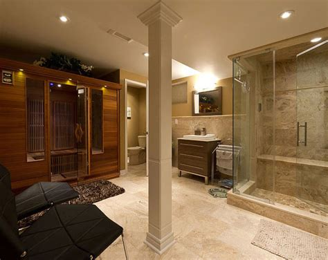 finished bathroom ideas 45 amazing luxury finished basement ideas home