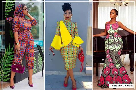 Pictures Of Simple Ankara Gown