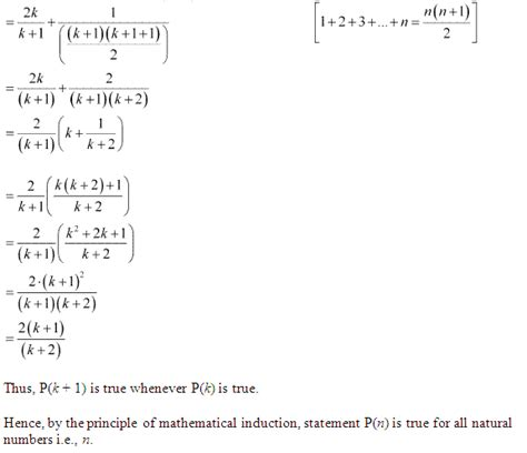 principle of mathematical induction questions and answers ncert solutions for class 11th maths chapter 4 principle