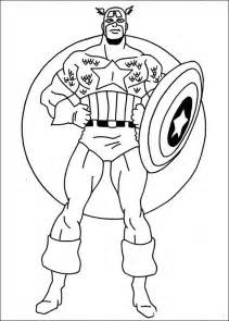 america coloring pages captin america shield coloring pages