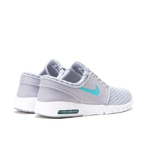 Sepatu Nike Stefan Janowski Bnib nike sb stefan janoski max quot marty mcfly quot wolf grey