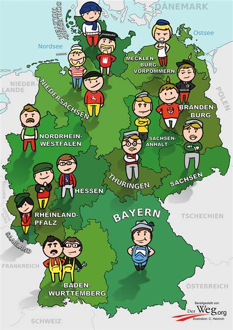 kare deutschland deutschlandkarte der weg