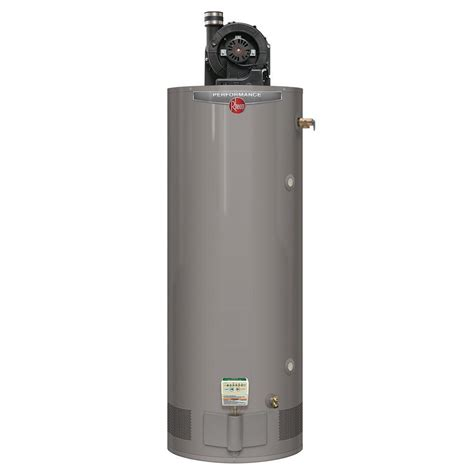 rheem performance 75 gal 6 year 76 000 btu