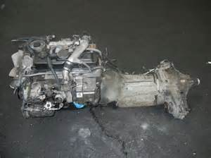 Used Nissan Engines Used Automobile Nissan Td27 4 Cylinder Diesel Engine For