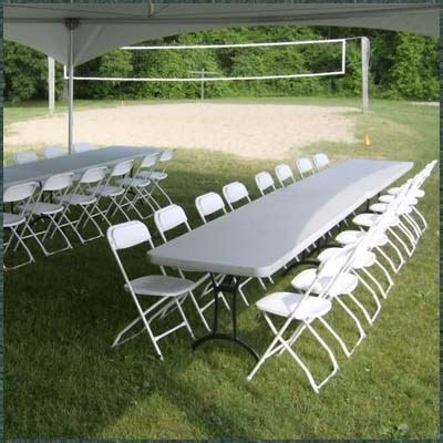 folding table and chairs rental tables chairs seward rentals