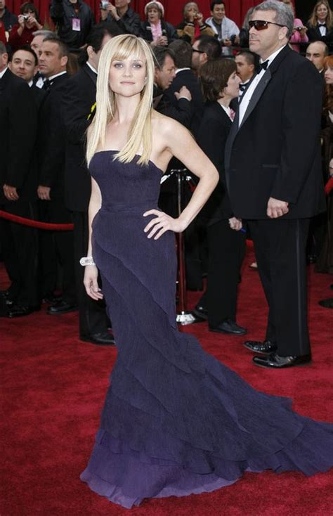 Reese Witherspoon At The 2007 Oscars by Carpet Style Whimsybride