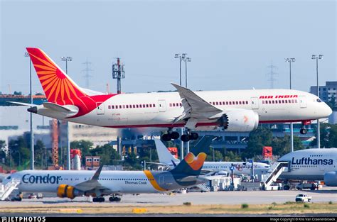air india ai115 vt anl b787 dreamliner vt anl boeing 787 8 dreamliner air india kris