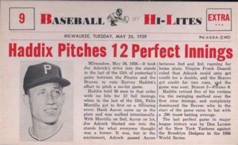 the immaculate inning unassisted plays 40 40 seasons and the stories baseball s rarest feats books 1960 nu card baseball hi lites taught history