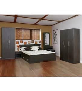 Pine crest royal bedroom combo set 3 dr wardrobe bed with storage