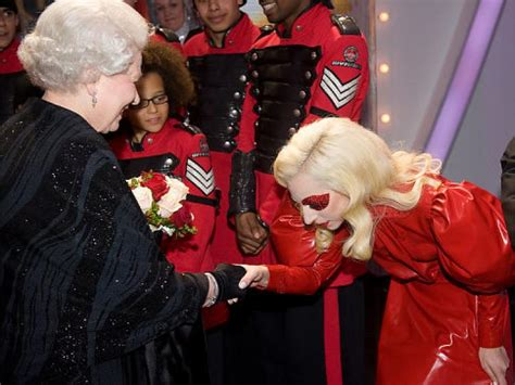 The Royal Luggage Of Hrh Elizabeth Ii by And The Gaga Meets Hrh Elizabeth Ii Dresses