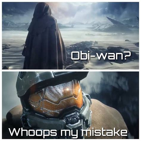 Funny Halo Memes - star wars halo meme by leonxiong on deviantart