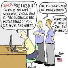 Help Desk Humor by Greenside Resume