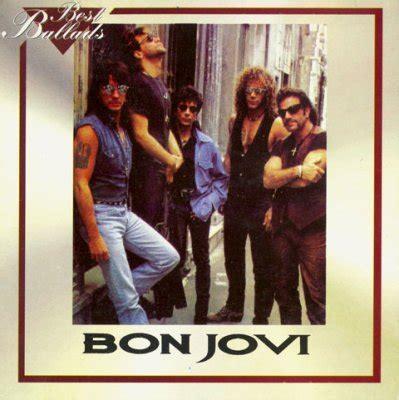best ballads bon jovi best ballads 1997 187 lossless flac ape