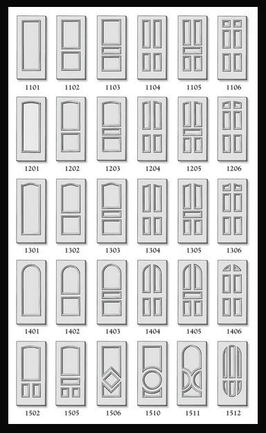 Types Of Doors Interior Interior Door Types Of Interior Doors