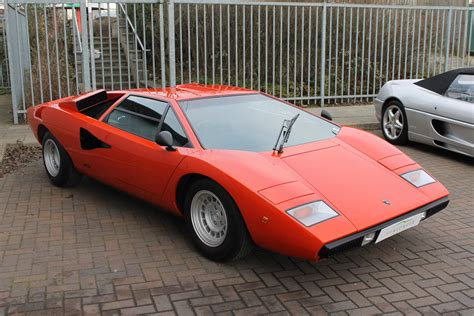 Lamborghini Finance Used 1975 Lamborghini Countach For Sale In Kent Pistonheads