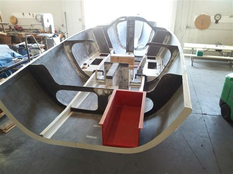 Custom Boat Building Element Boat Works