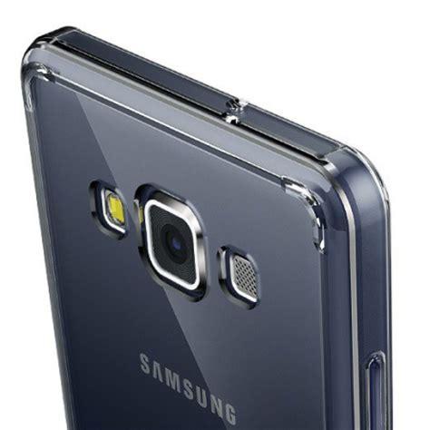 Samsung A3 Ringke Fusion Clear Soft Casing Bumper Cover Keren rearth ringke fusion samsung galaxy a3 2015 smoke black