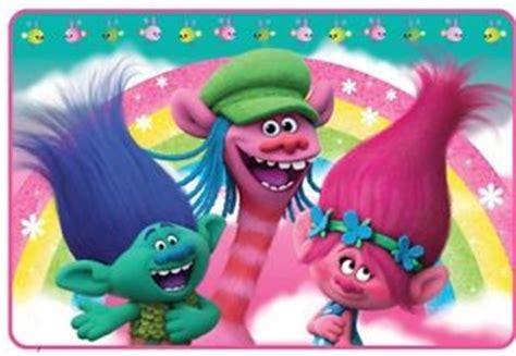 Poppy Area Rug Dreamworks Trolls Bath Rug Princess Poppy Branch Rainbow