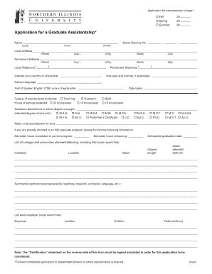 Niu Admissions Office by Printable Niu Application Application