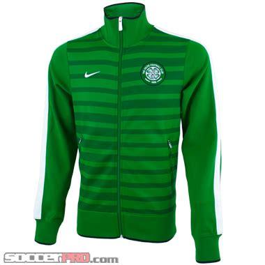 Jaket Celtic Go Nike Celtic Authentic N98 Jacket Green Soccerprose