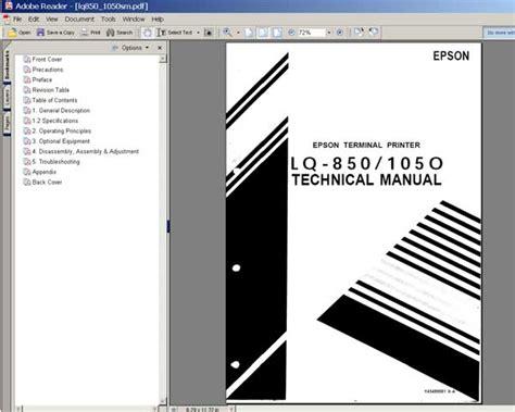 Printer Epson Lq 1050 reset epson printer by yourself wic reset