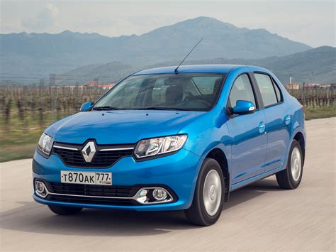 Renault Logan Specs 2014 2015 2016 2017 2018