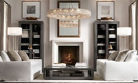 Restoration Hardware Fireplace by Rooms Rh