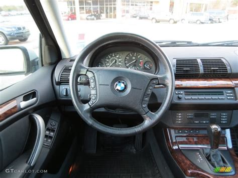 bmw x5 dashboard 2003 bmw x5 3 0i black dashboard photo 74262998