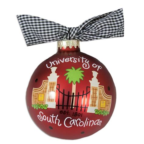 south carolina gamecocks quot university gate quot christmas