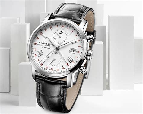 Minimalisme et raffinement mécanique sont au menu de la montre Classima Executives XL