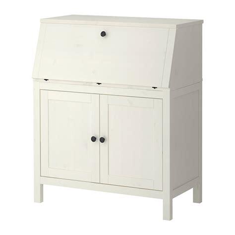 white bureau desk hemnes bureau white stain ikea