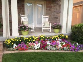 Front Yard Flower Garden Front Yard Flower Garden Edging Home Sweet Home Front Yards Flower And