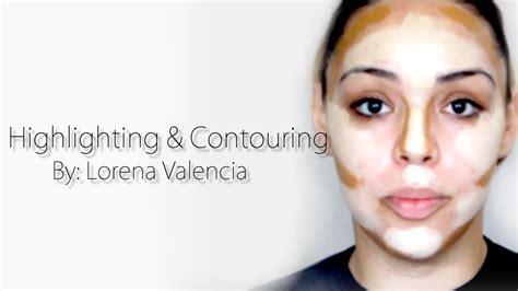 makeup tutorial youtube contouring highlighting and contouring tutorial youtube