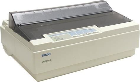 Knop Epson Lx300ii impressora epson matricial lx 300 ii usb semi nfe em curitiba brindes