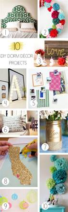 diy projects for home decor pinterest dorm d 233 cor diy projects the bella insider