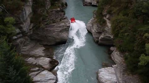 fast boat new zealand shotover jet boat ride in queenstown new zealand fast