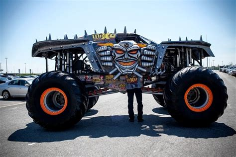 maximum destruction monster truck videos monster trucks appetite for maximum destruction wsj