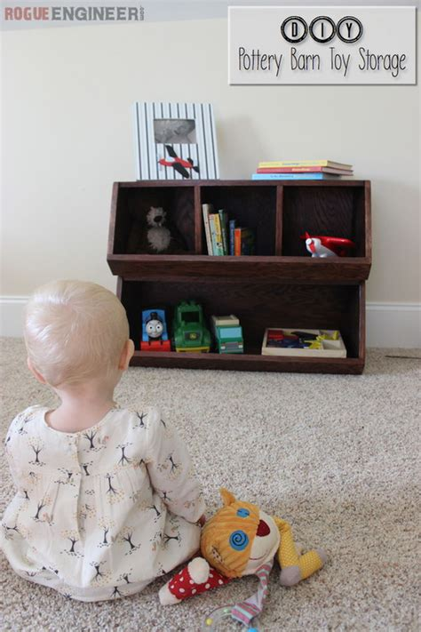clever diy toy storage solutions ideas noted list