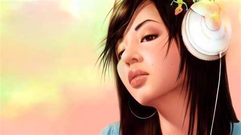 wallpaper of cartoon girl beautiful girl cartoon hd desktop wallpaper hd desktop