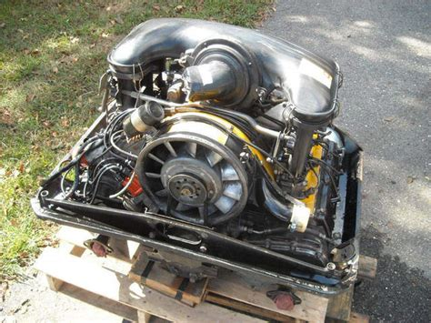 Porsche 911 2 2 Engine For Sale by 1972 2 4 Liter M F I 911 Engine For Sale Pelican