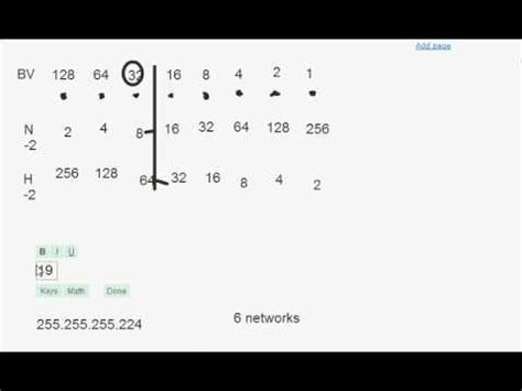 subnetting made easy cheat sheet data set subnet made easy subnetting 101 youtube