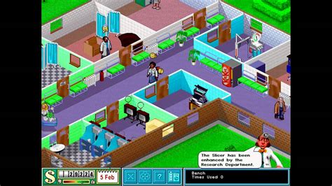 theme hospital list of levels let s play theme hospital ep 3 level 2 pt 2 cut