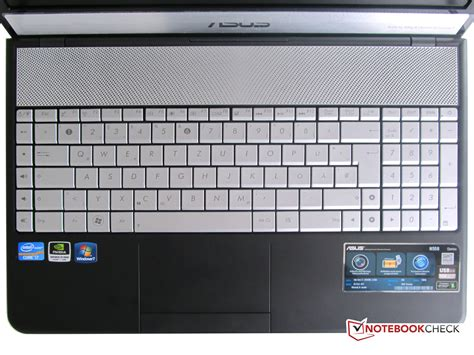 Laptop Asus N55sf review asus n55sf s1124v notebook notebookcheck net reviews