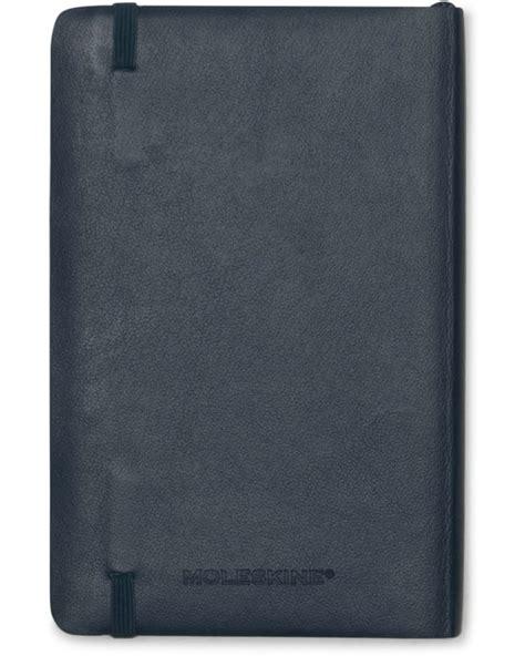 Moleskine Ruled Sapphire Blue Notebook Pocket moleskin ruled soft notebook pocket sapphire blue hos