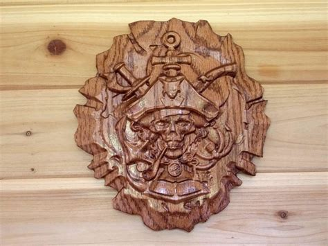 pirate decorations pirate home decor pirate decor wooden pirate pirate wall