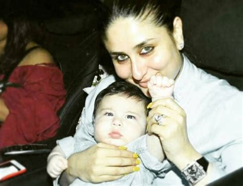 karina kapoor with son pic 5 adorable things kareena kapoor khan has said about her